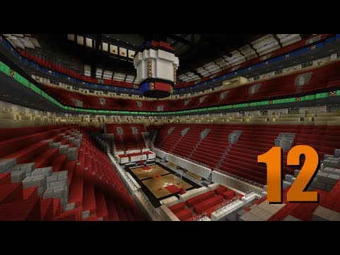 Minecraft Monuments Episode 12: The United Center