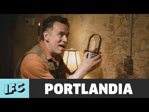 Escape the Room | Portlandia | Season 8