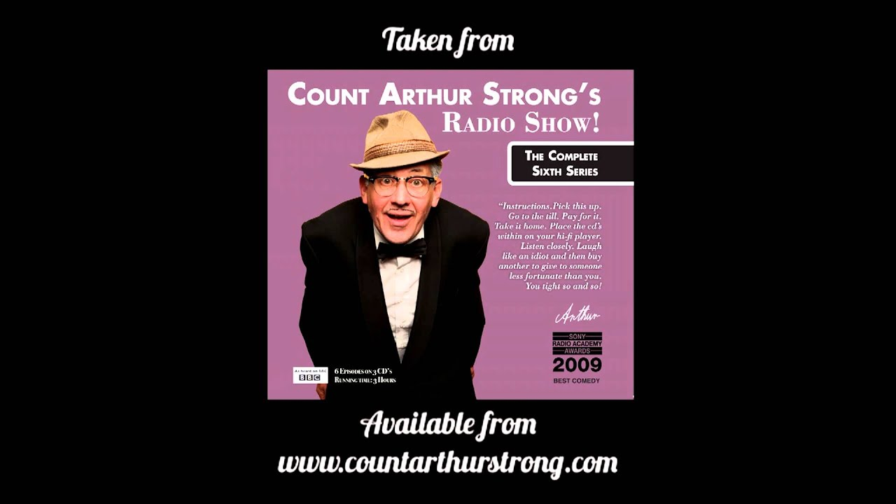 Christmas special by count arthur strong: amazon. Co. Uk: music.