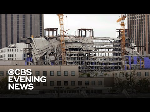 Steve Knoll - Hard Rock Hotel Construction Collapse in New Orleans...Two Perish