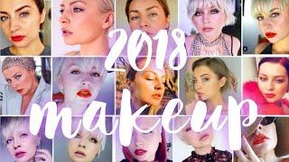 ULUBIEŃCY MAKIJAŻOWI 2018 - Najlepsze kosmetyki do makijażu The Pink Rook
