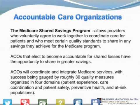 Treatment Centers and The Health care Reform act. | Webinar