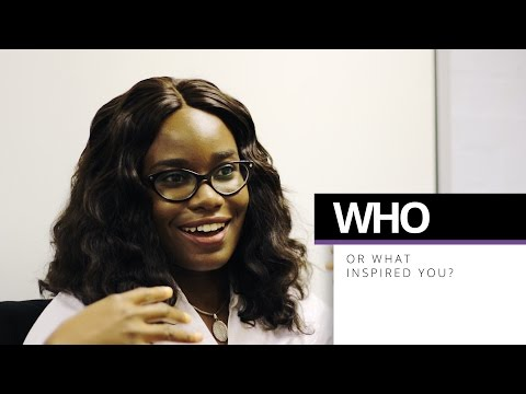 Who or what inspired Gbemi's interests in engineering?