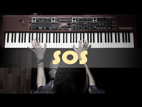ABBA - SOS piano cover [HD]