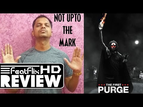 The First Purge (2018) Action, Horror, Sci-Fi Movie Review In Hindi | FeatFlix