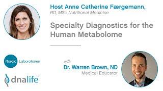 Metabolomix+ - Diagnostics for the Human Metabolome