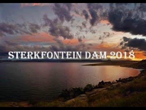 Sterkfontein Dam, South Africa. Camping, Kayaking And Fishing.