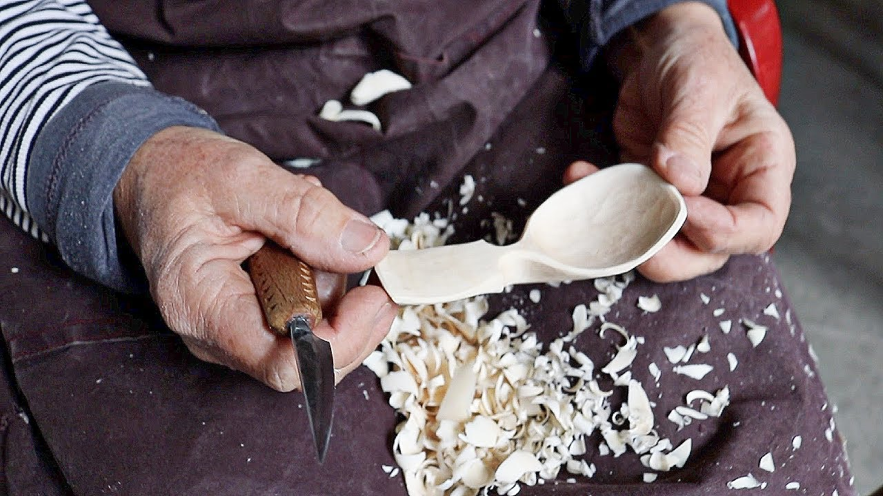 Download How To Carve A Pocket Spoon - Deborah Schneebeli Morrell