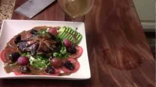 How To Make Tossed Salad With Ginger And Balsamic Dressing