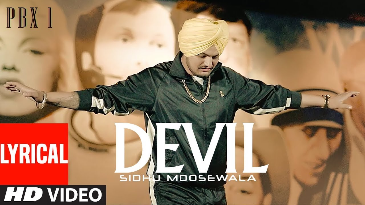 DEVIL LYRICS – SIDHU MOOSE WALA | Best NxtLyrics -2018