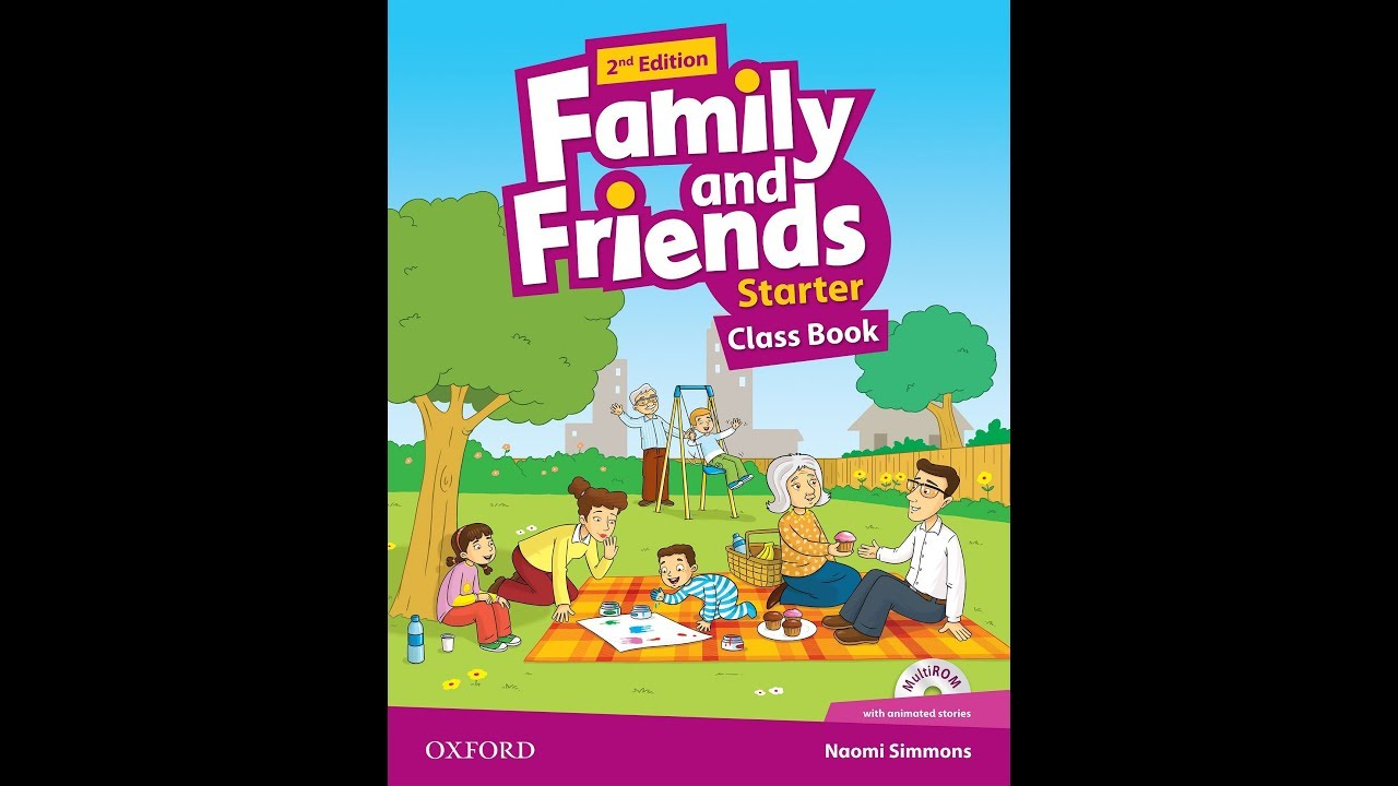 Family and Friends Starter - Testing and Evaluation Book.pdf