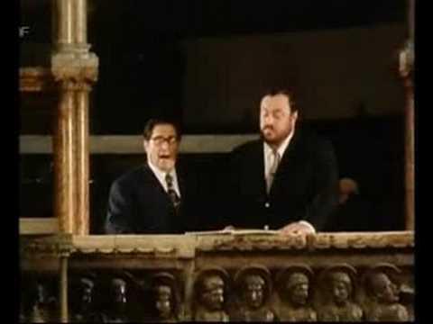 Panis Angelicus Luciano and Fernando Pavarotti (1978) mp3