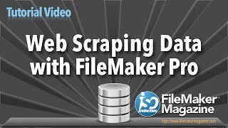Web Scraping with FileMaker Pro