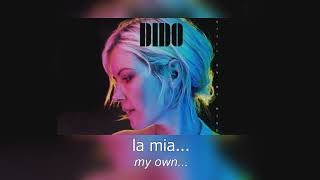 dido / take you home (letra en español)