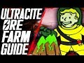 HOW TO GET A TON OF ULTRACITE ORE IN FALLOUT 76 | ULTRACITE ORE FARMING GUIDE