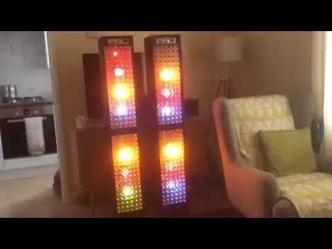 Fal Retro Party Disco Tall Lights You