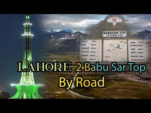#Lahore #Babusar_top Lahore se Babusar Top, by Rode | Dani Jutt Vlog |