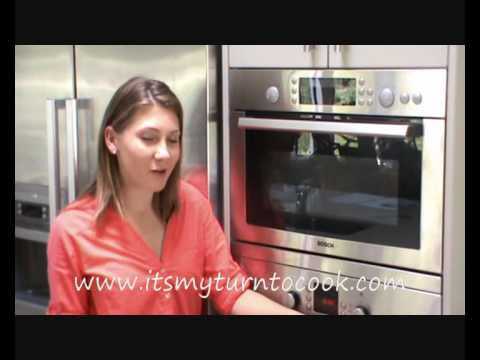 how to cook an egg in the microwave with Claire Gourley