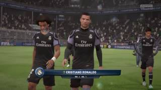 FIFA 17 Predicts: Legia Warszawa vs Real Madrid | 02/11/2016 by Pirelli7