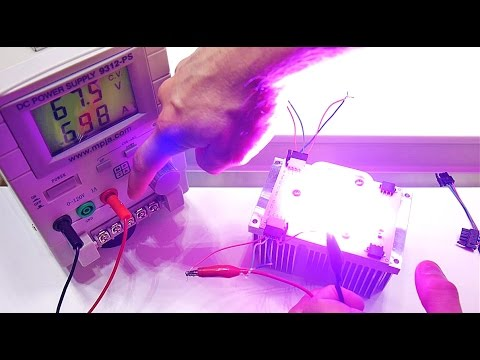 Diy Led Grow Light Engine Kit Complete Details Setup