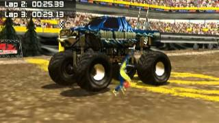 Monster 4x4: Masters of Metal (PS2 Gameplay)