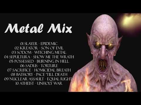 NEW METAL MIX 2021