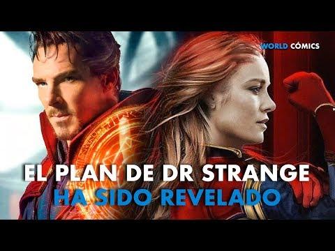 El PLAN de DR STRANGE ha SIDO REVELADO
