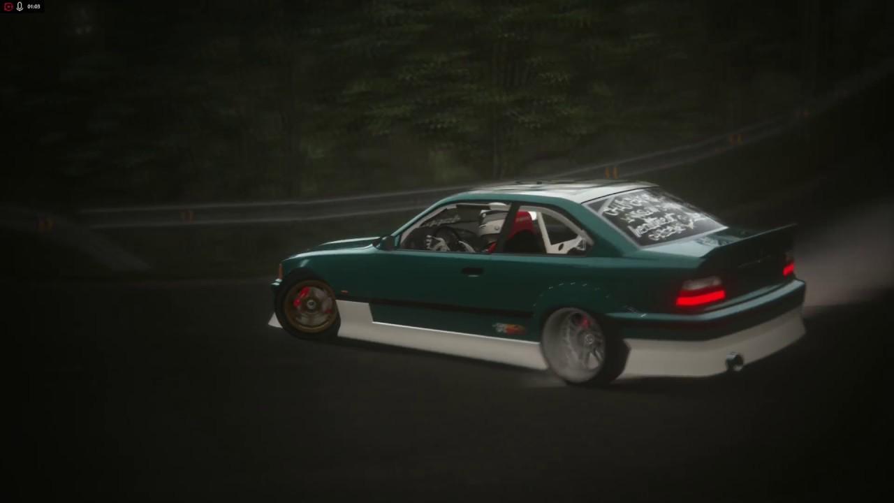 HM-Sports Aero E36 TOUGE