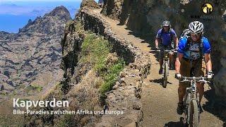 Kapverden Mountainbike Tour auf den afrkianischen Inseln