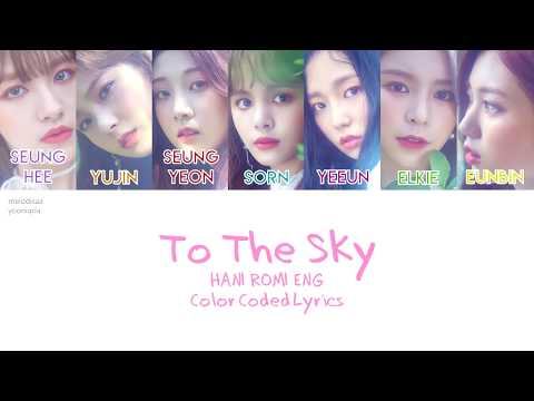 HANROMENG CLC  To The Sky Lyrics