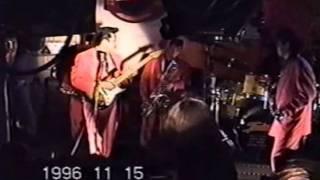 1996年 (平成8年) 11月14日 松山ケントスにて サックス ミッキ...