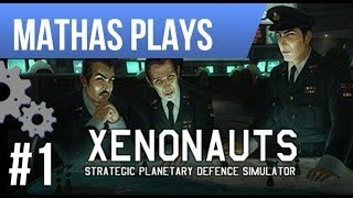 LETS PLAY XENONAUTS | EPISODE 1 | INVASION