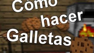 TUTORIALES ÉPICOS DE MINECRAFT #4 - Como Hacer Galletas