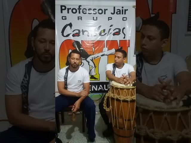 TVCAPOEIRA LIVE PROF JAIR
