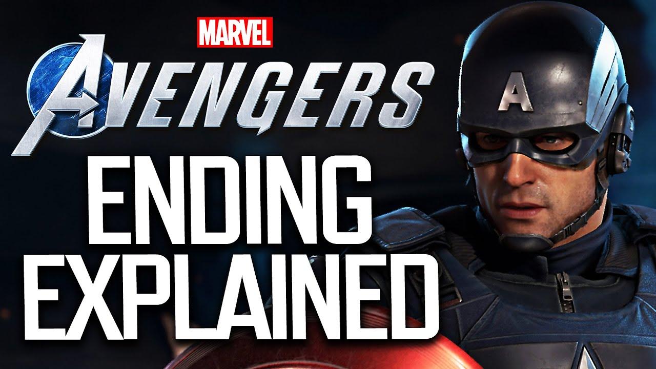 Marvel's Avengers - Story & Ending EXPLAINED // What Happens Next?