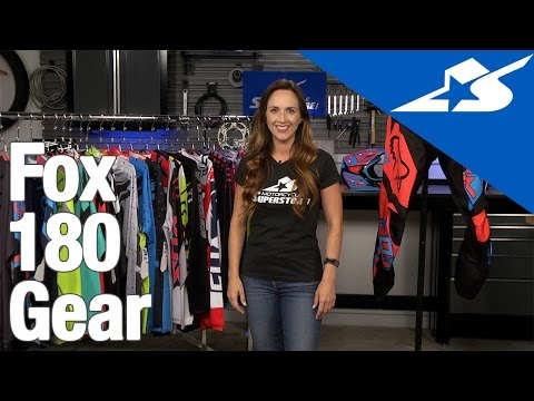 New Fox 180 Gear for 2017 | Motorcycle Superstore