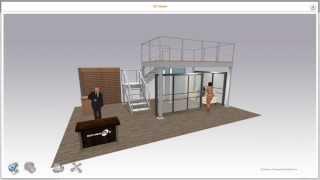 Exhibitcore Floor Planner