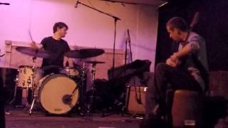 David Birchall/Andrew Cheetham Duo. Kraak, Manchester 24.9.12