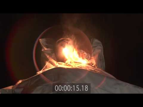 The Dangers of Fire and Medical Oxygen