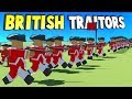 The BRITISH ARE COMING!  Rise of Liberty NEW UPDATE (Rise of Liberty - Revolutionary Ravenfield)
