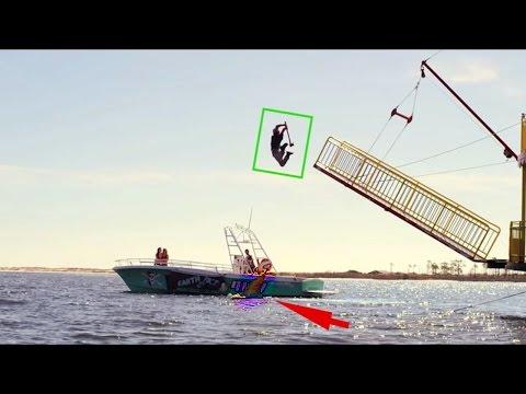 Schockierende Momente beim Fischen - mit Kamera aufgenommen!
