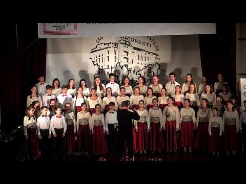 Romanian Radio Children Choir - Coralia - Bucharest 3nov17