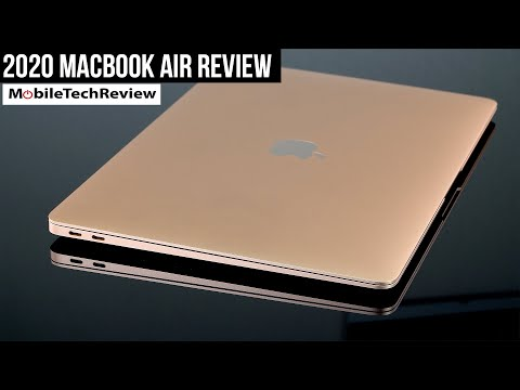2020 Apple MacBook Air Review