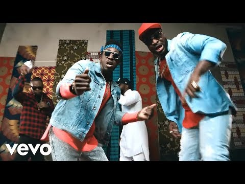 0 - Harrysong - Reggae Blues ft. Olamide, Iyanya, Kcee, Orezi (Official Video)