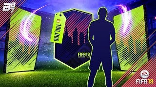 PATH TO GLORY 100K PACK LIGHTNING ROUND! | FIFA 18 PACK OPENING!