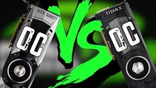 GTX 1080 Ti Vs Titan XP Overclocked & Unleashed!