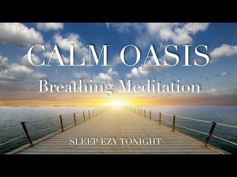 Calm Oasis Guided Meditation To Ease Anxiety, Worry, And Urgency   Instant Soothing Calm