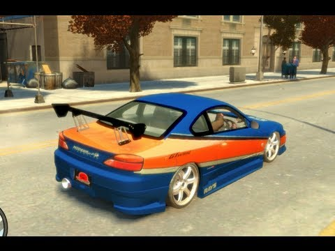 Fast And Furious Tokyo Drift Nissan Silvia Tuning Youtube