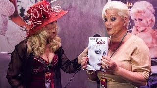 SEKA speaks with Dr Susan Block at the Hollywood Show