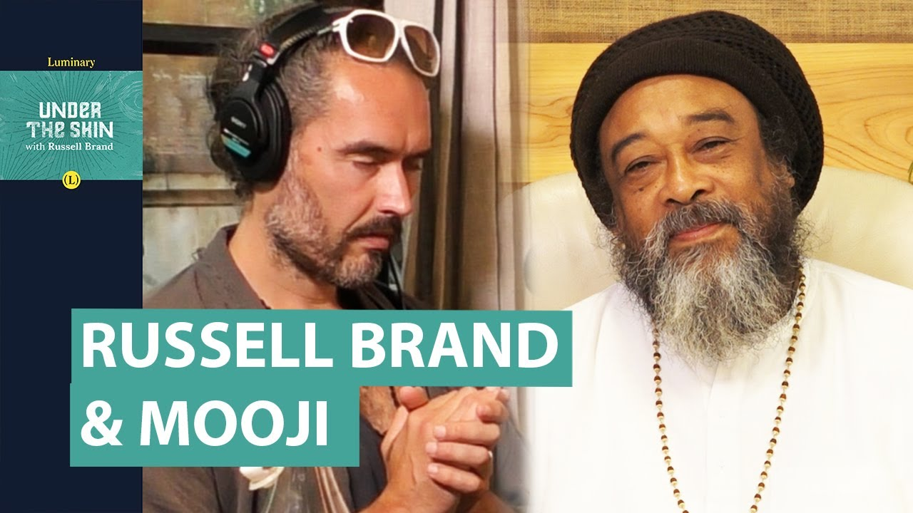 A Guided Meditation with Mooji & Russell Brand